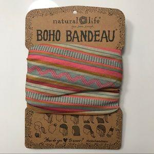 NWT Natural Life- Boho Bandeau